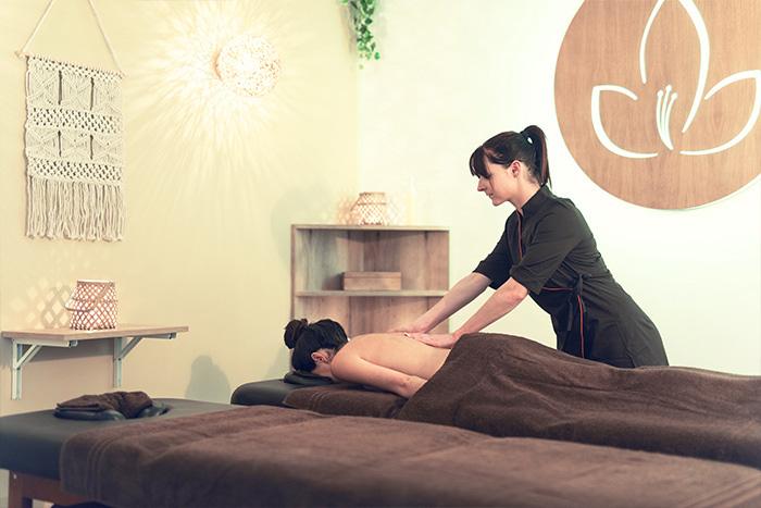 soin du corps spa