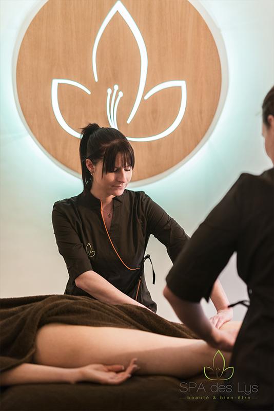 Massage minceur drainage
